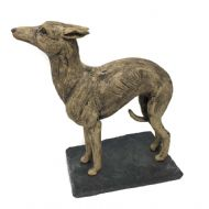 Sharon Regan Whippet Sculpture